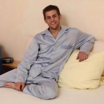Sartex Pyjama bleue